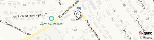 СПБ Ритуал-С на карте Тепличного