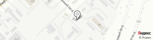 ПАКС-металл на карте Саратова