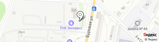 Карман64 на карте Саратова