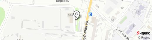 Инженерные решения на карте Саратова