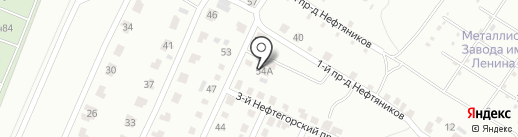 Мастерская по изготовлению памятников на карте Саратова