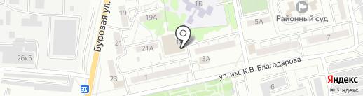 1b.ru на карте Саратова