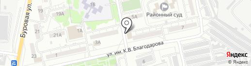 Ателье по ремонту и пошиву одежды на карте Саратова