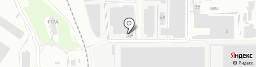 Кабинетоф Саратов на карте Саратова