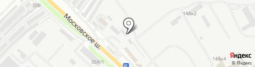 СтройТранс на карте Саратова