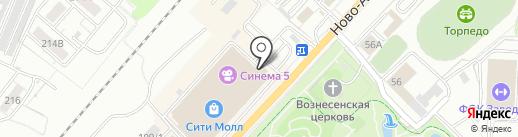 Лавка ароматов на карте Саратова