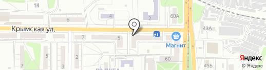 АвтоТочка на карте Саратова