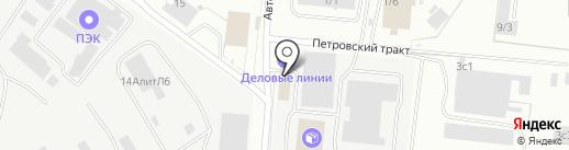 Маркет плюс на карте Саратова