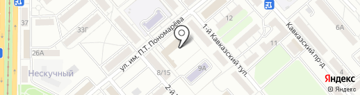 Центр временного содержания для несовершеннолетних правонарушителей Главное Управление МВД России по Саратовской области на карте Саратова