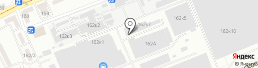 Плата-ТС на карте Саратова