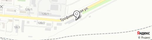 Торговая фирма на карте Саратова