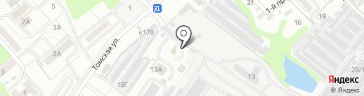 Пункт приема металлолома на карте Саратова