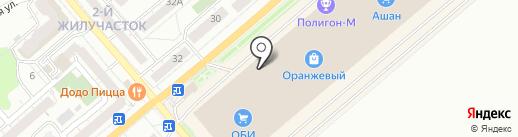 Магазин по продаже сухофруктов на карте Саратова