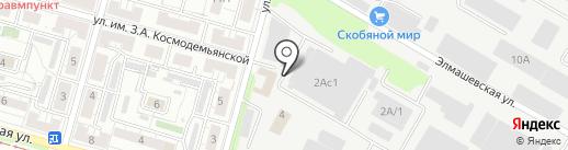 Door Market Pro на карте Саратова