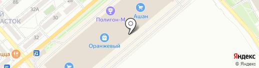 Just FANCY на карте Саратова