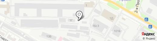 С. П. Групп на карте Саратова