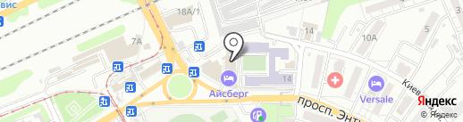 Саратовская генераторная компания на карте Саратова