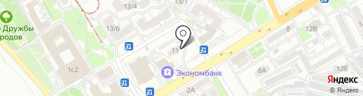 Ecoclean на карте Саратова