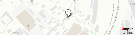 Балаковский Пивовар на карте Саратова