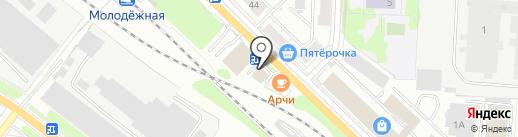 ePool.ru на карте Саратова