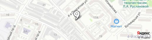 Студия ногтевой моды Самойловой Татьяны на карте Саратова