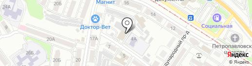 Дом кулинарии на карте Саратова