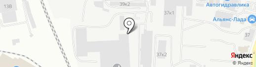 МПП Волгостальмонтаж на карте Саратова
