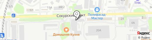 СЛУЖБА ЭВАКУАЦИИ САРАТОВ на карте Саратова