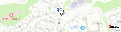 Винный погребок и К на карте Саратова