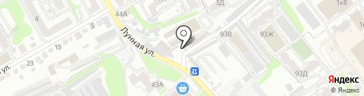 Собос-Тех на карте Саратова