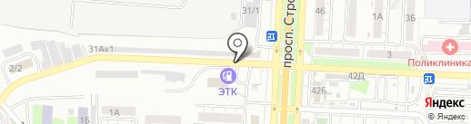 сАВТОто/164start на карте Саратова