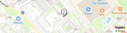 ЧОО Контр-Гранит на карте Саратова
