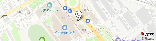 Банкомат, Банк ВТБ 24, ПАО на карте Саратова