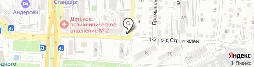 Жемчужина на карте Саратова