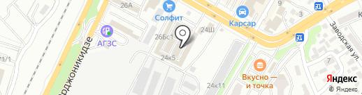 ЭкоПром на карте Саратова