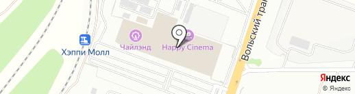 Intersport на карте Саратова