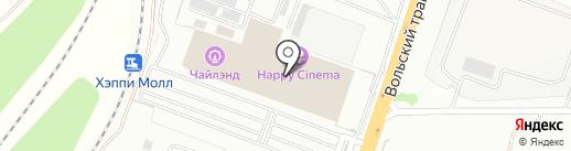 Hard Store на карте Саратова