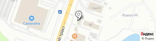 Сто слесарей на карте Саратова