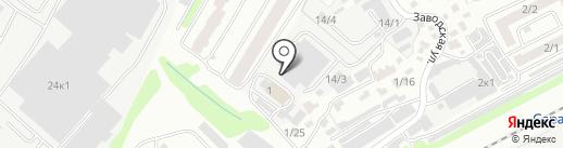 Мираж на карте Саратова