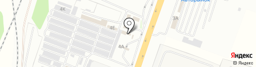 Глушитель 64 на карте Саратова