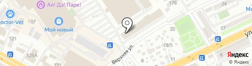СтолБери на карте Саратова