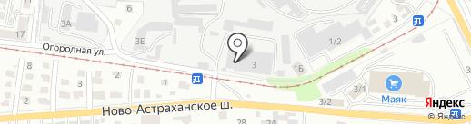 Мебель-Саратов.рф на карте Саратова