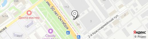 Холодильники Саратов на карте Саратова