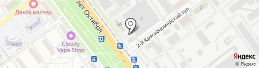 Новые технологии на карте Саратова