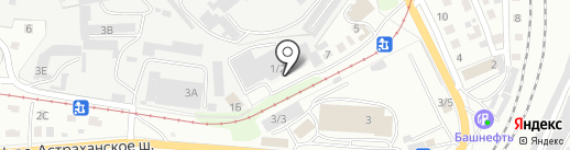 Клининг64.ru на карте Саратова