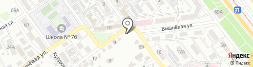 СарКомп на карте Саратова