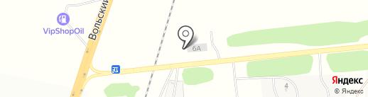 БАМ на карте Зоринского