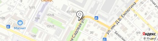 Allegri на карте Саратова