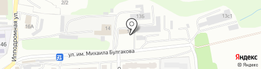Кровля и Изоляция-Саратов на карте Саратова