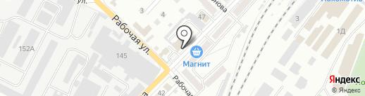 Саратовский областной радиоклуб на карте Саратова